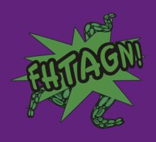 Fhtagn! by Anthony Pipitone
