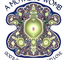 A Mother's Womb: God's Garden of Life and Love by Rose Santuci-Sofranko