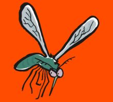 mosquito by greendeer