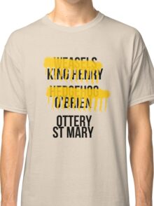 Ottery St Mary Classic T-Shirt