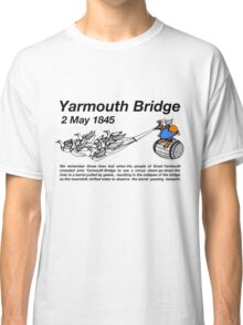 Yarmouth Bridge (Light) Classic T-Shirt