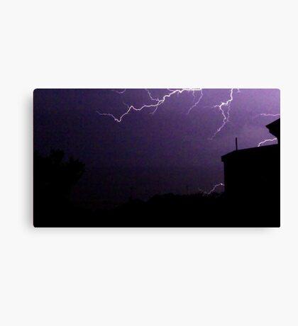 May 1 2012 Morning Storm Canvas Print