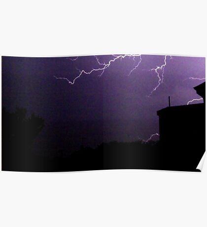 May 1 2012 Morning Storm Poster