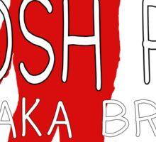 Shaka Brah - Life is Strange Sticker