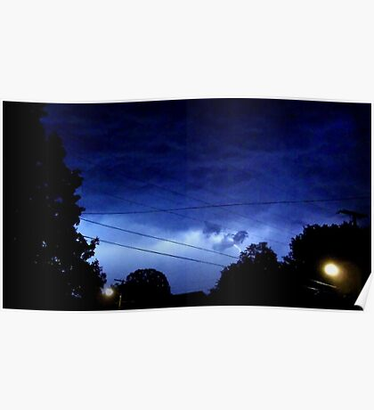 May 1 2012 Morning Storm 7 Poster