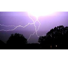 May 1 2012 Morning Storm 16 Photographic Print