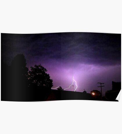 May 1 2012 Morning Storm 23 Poster