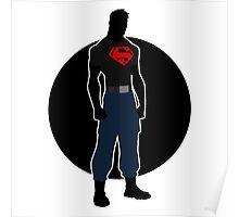 Recognized: Superboy, B04 Poster