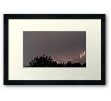 May 1 2012 Morning Storm 61 Framed Print