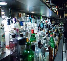 Drinks Bar by Warren Morgan