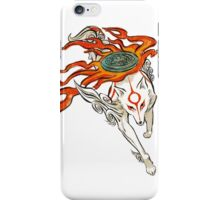 Amaterasu iPhone Case/Skin