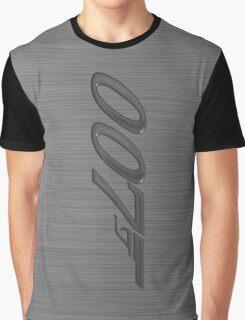 James Bond- 007 Graphic T-Shirt