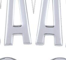 Classic Saab  Sticker