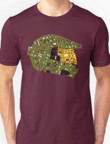 Halo text Art Unisex T-Shirt