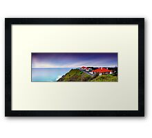 The Keepers Inn Framed Print