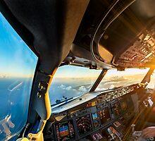 sunny cockpit by MartijnKort