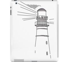 You Can Never Escape the Lighthouse (Life is Strange) iPad Case/Skin