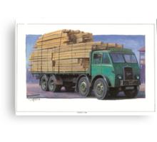 Roger's Foden DG Canvas Print