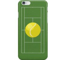 Tennis Love iPhone Case/Skin
