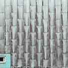 Panelled Verdigris by Ian Ker