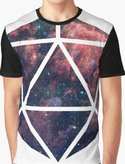 D20 Fairy Dust Graphic T-Shirt