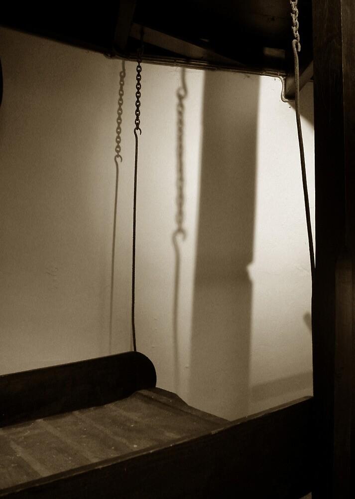 The Daily Grind  #1 Hook Hoist by ragman