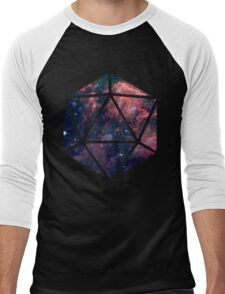 D20 Fairy Dust Men's Baseball ¾ T-Shirt