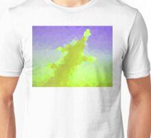 neonflash abstract art fabrics Unisex T-Shirt