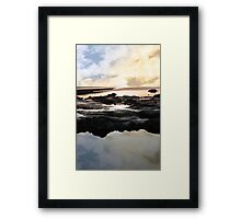 beale cold dawn Framed Print