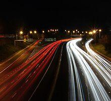 Traffic by Andrejs Jaudzems