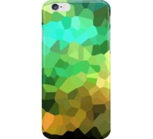 neonflash abstract pixel art iPhone Case/Skin