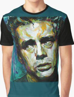 James Dean watercolor Graphic T-Shirt