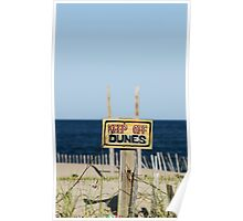 Jersey Shore - Sign Poster