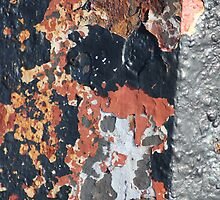 Abstract Rust by LamartDesigns