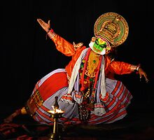 Kathakali Performance in Kochi, India by not-home.com - We Travel