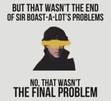 Sir Boast-a-lot by thefinalproblem