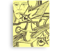 free doom Canvas Print