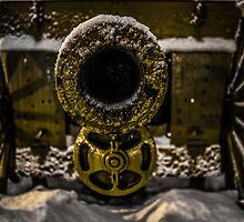 Howitzer by Matti Ollikainen