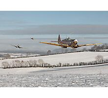 Spitfire - Follow my Leader Photographic Print