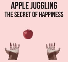 Apple Juggling is Happiness by thefinalproblem