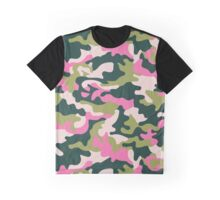 Girls' Generation 'PINK ARMY' Pattern Graphic T-Shirt