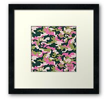 Girls' Generation 'PINK ARMY' Pattern Framed Print