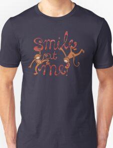 Smile at me! Unisex T-Shirt
