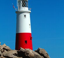 Portland Bill Lighthouse by SWEEPER