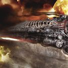 """""""Event Horizon 1832 AD"""" by JanneO"""