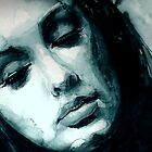 Adele in watercolor by lauiduc
