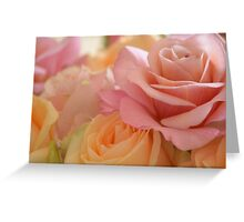 Pink stands out Greeting Card