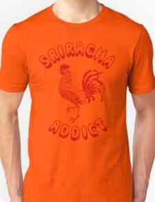 Sriracha Addict Vintage Unisex T-Shirt