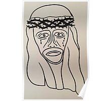 Jesus Piece Poster