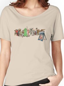 12th Doctor Audition Women's Relaxed Fit T-Shirt